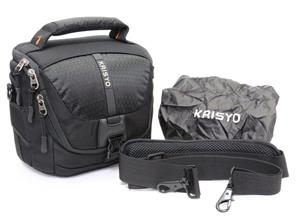Krisyo SY-3611 Camera Bag with Rain Cover